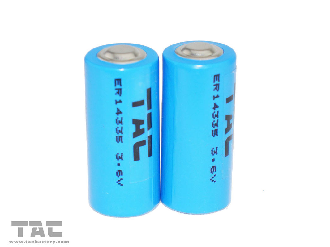 ER14335M 3.6V LiSOCl2 Battery 2/3AA Power Type for Communication Equipment