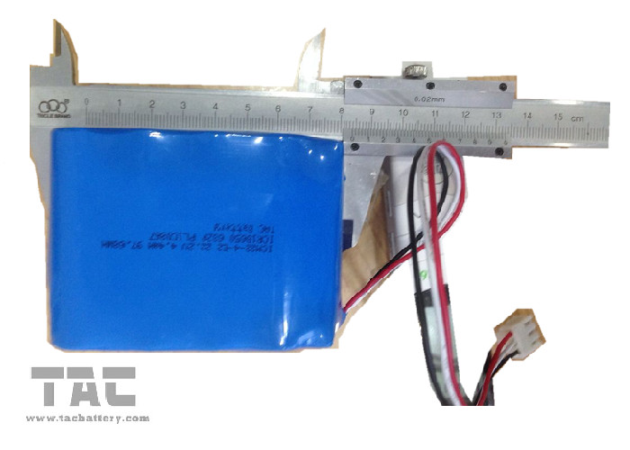 18650 Battery 22.2V 44AH  6S2P Lithium Ion Pack  For Outdoor Speaker